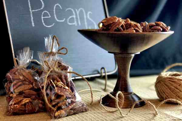 Lori's Sugar and Spice Pecans