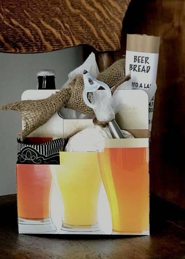 Beer Bread Hostess Gift