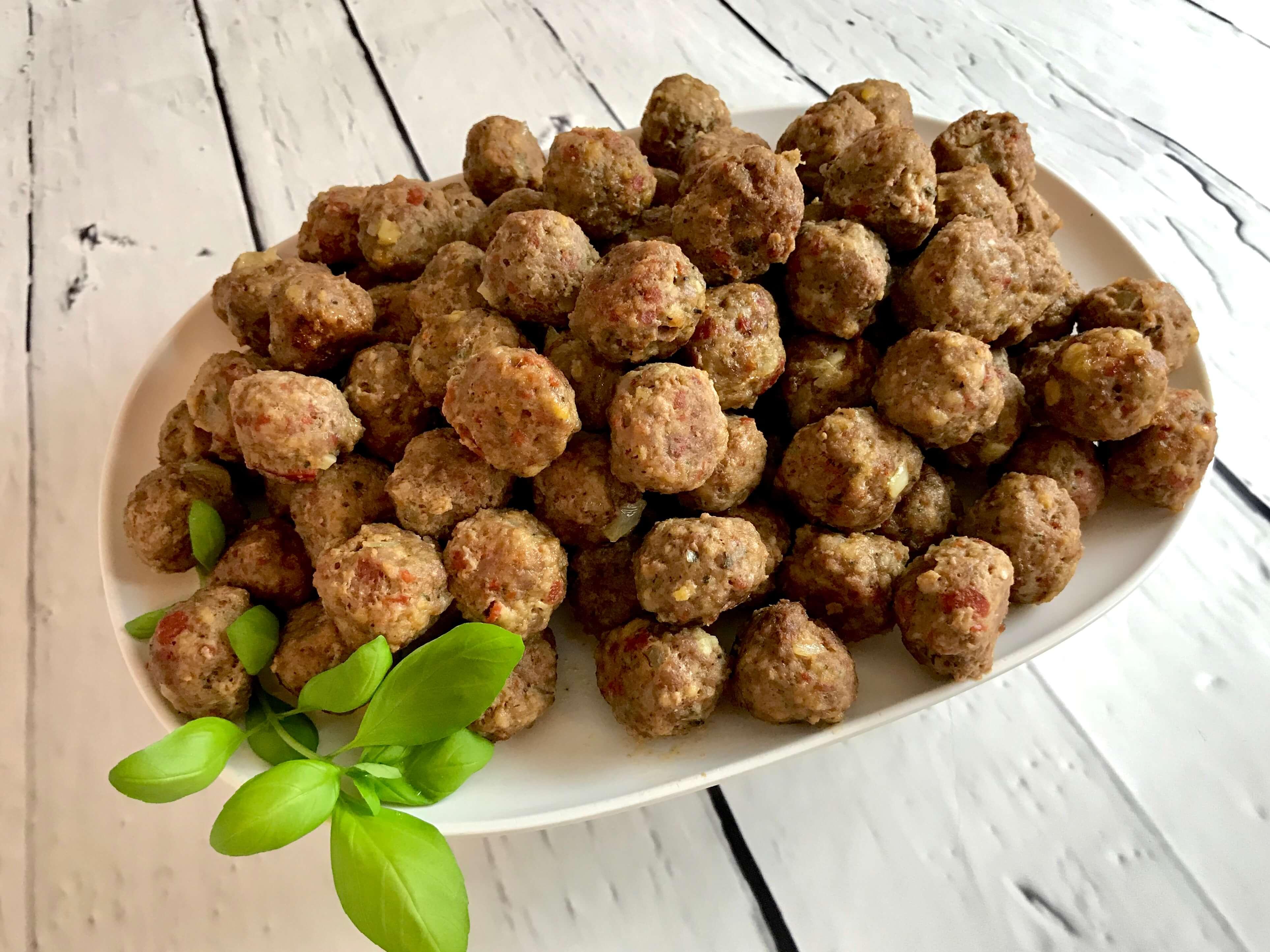 Small Italian Meatballs