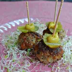 Cuban Meatballs