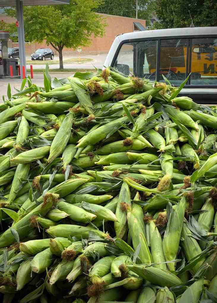 Iowa Sweet Corn Trucks