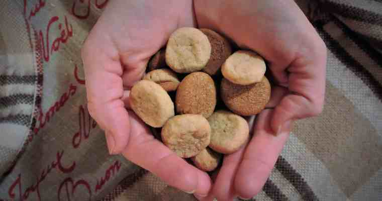 A Handful of Mixed Nuts