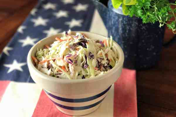 BBQ's Best Friend: Coleslaw