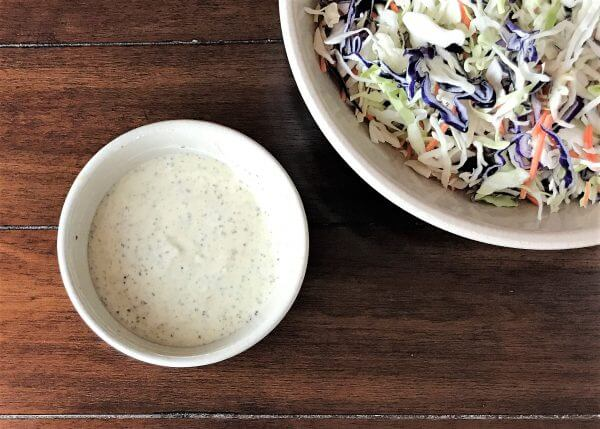 Sidekick Coleslaw Dressing