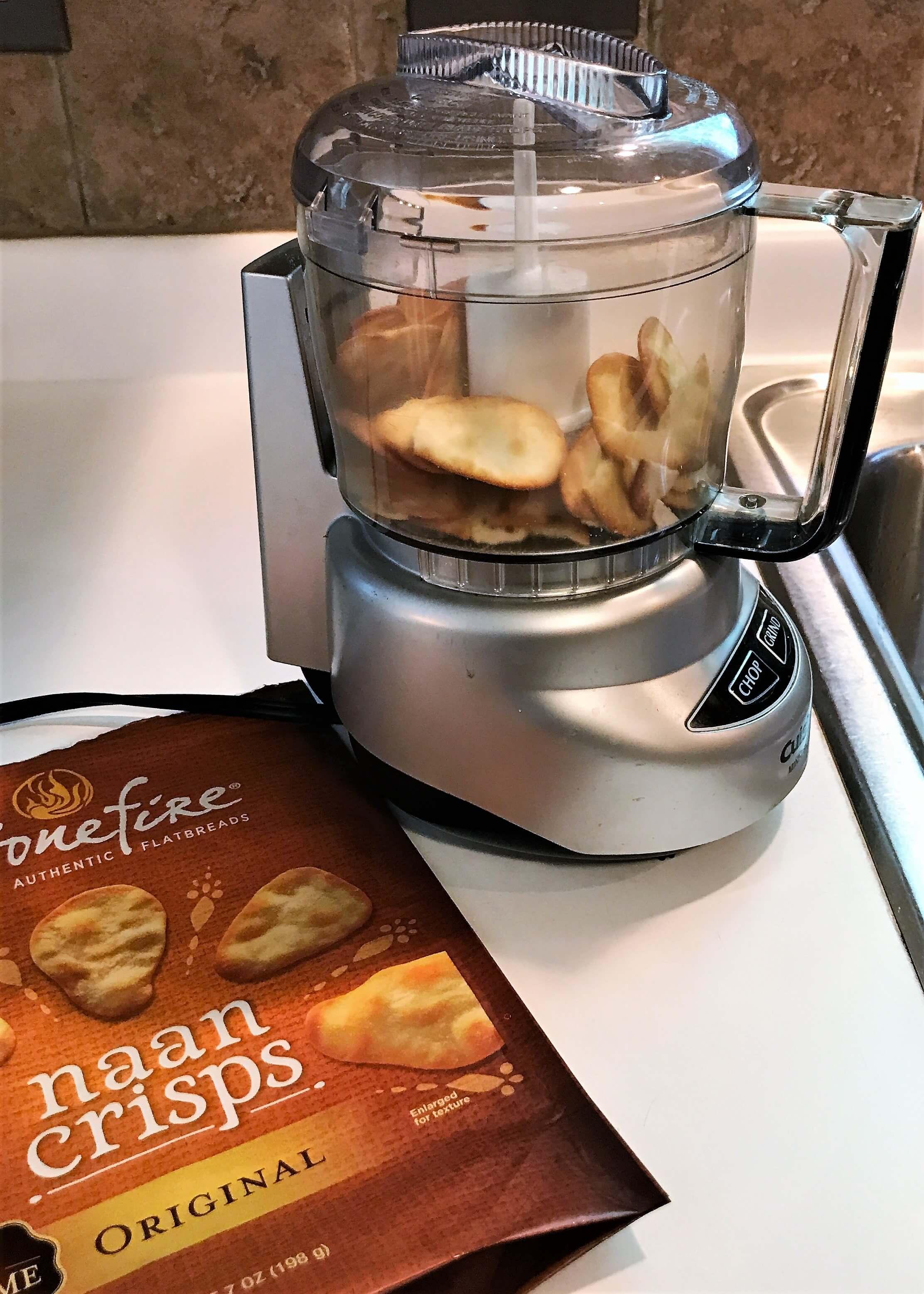 Naan Crackers