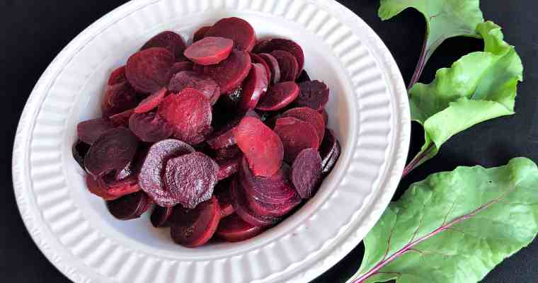 Are You Missing A Beet?