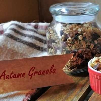 Autumn Granola