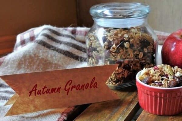 Autumn Granola
