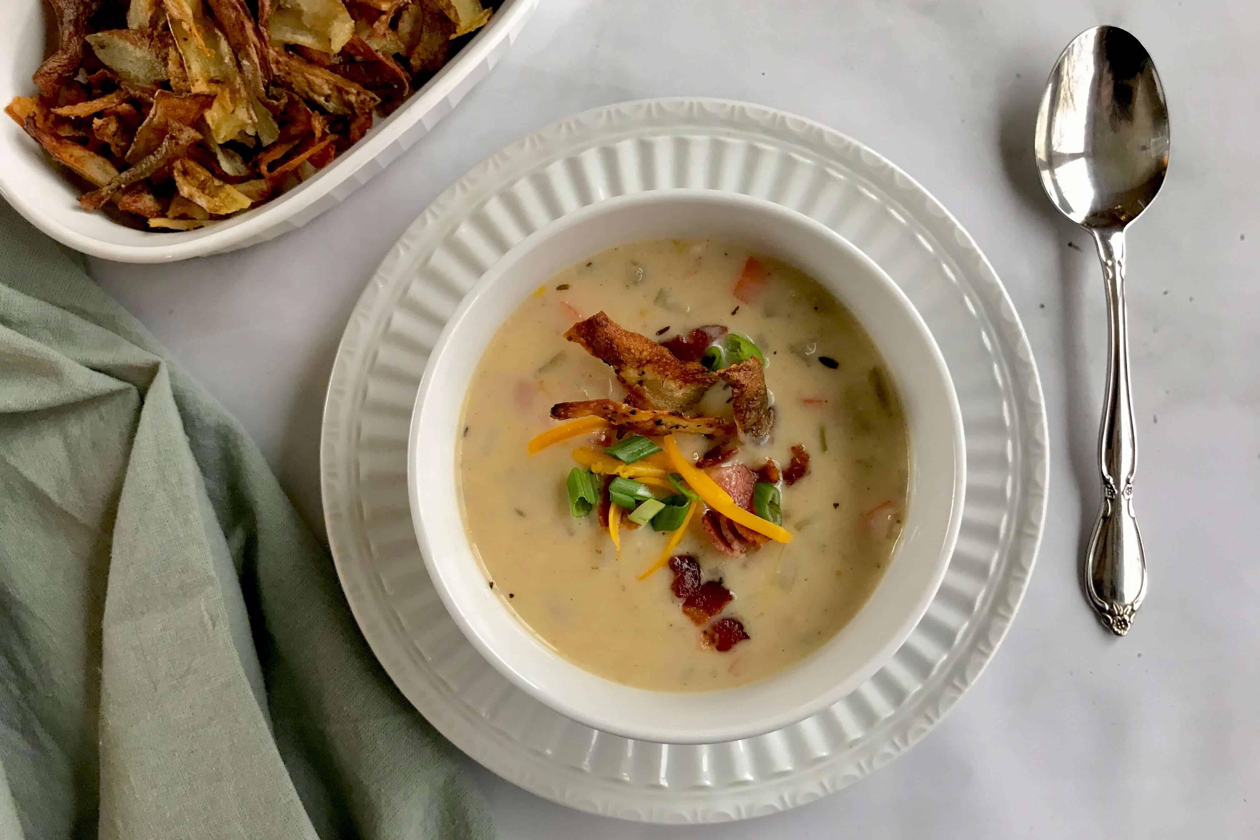 Pigskin Soup