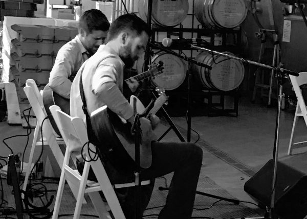 Chankaska Creek Winery Music