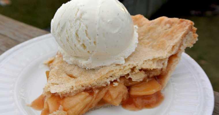 Amazing Apple Pie