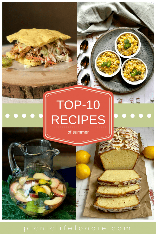 Top 10 Summer Recipes