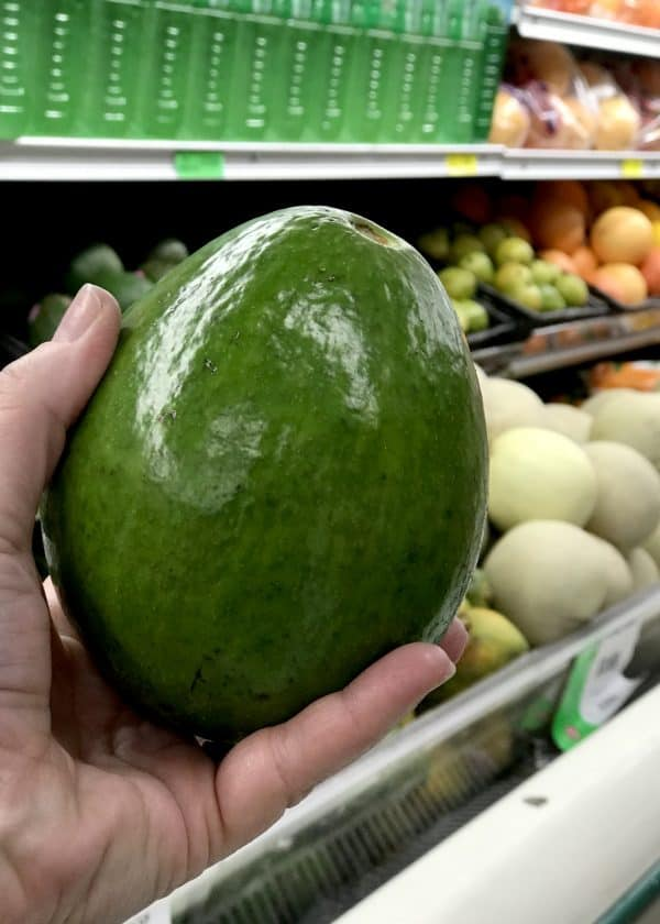 Slim Avocado