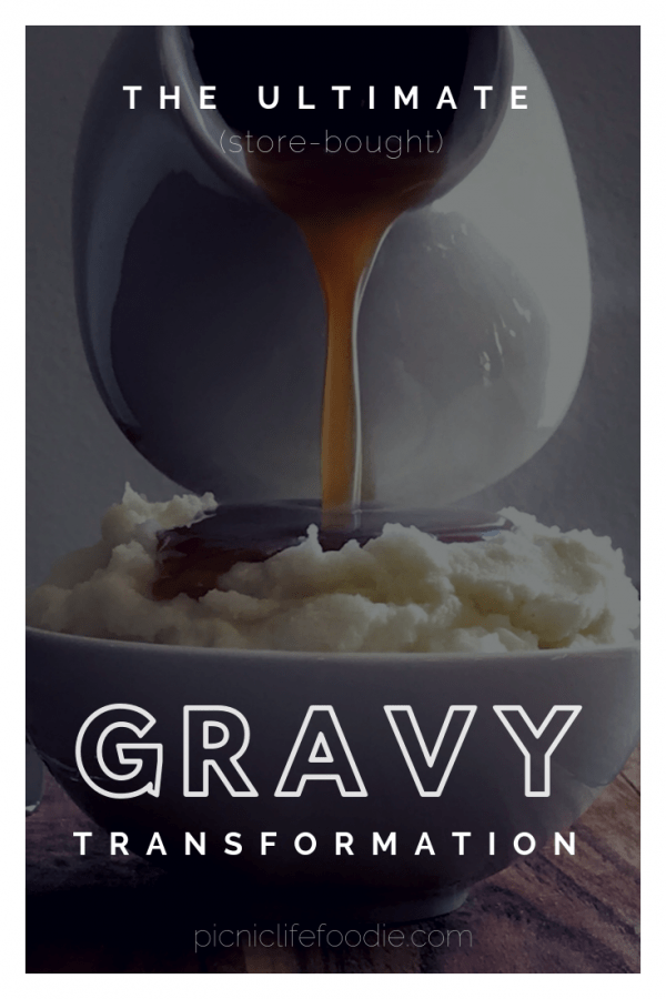 Gravy Transformation Pin