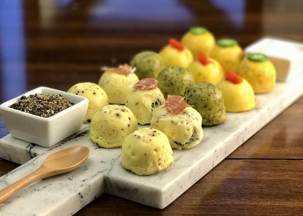 Instant Pot Egg Bite Platter
