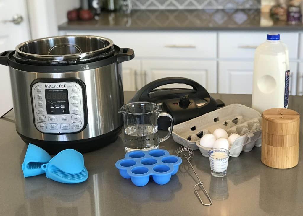 Instant Pot Egg Bites Tools