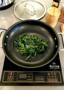Sautéed Spinach Step 6