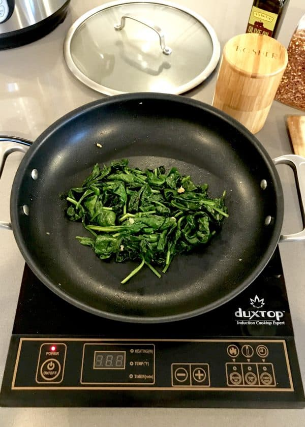 Sautéed Spinach Step 6