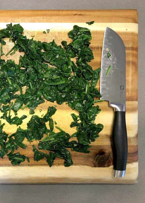 Sautéed Spinach Step 7