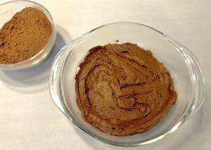 Hot Fudge Pudding Cake Batter