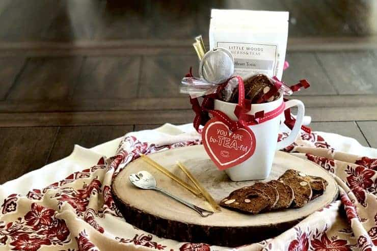 Valentine Food Gift Feature