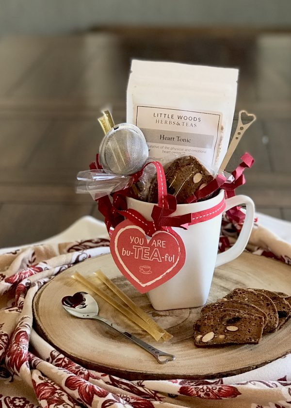 Valentine Food Gift Tea