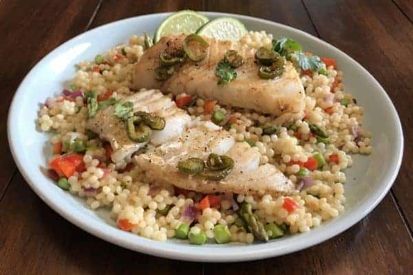 Jalapeno Cod Feature
