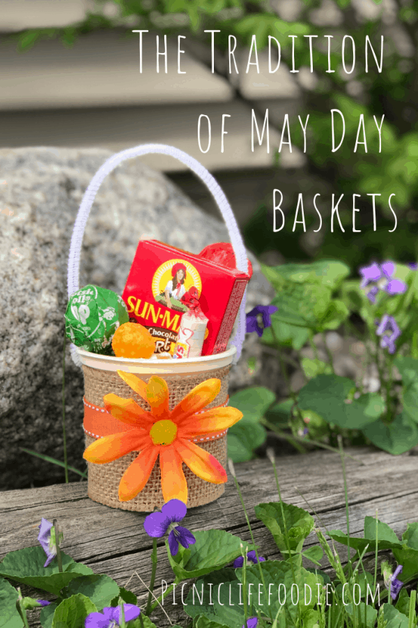 The Tradition of May Day Baskets