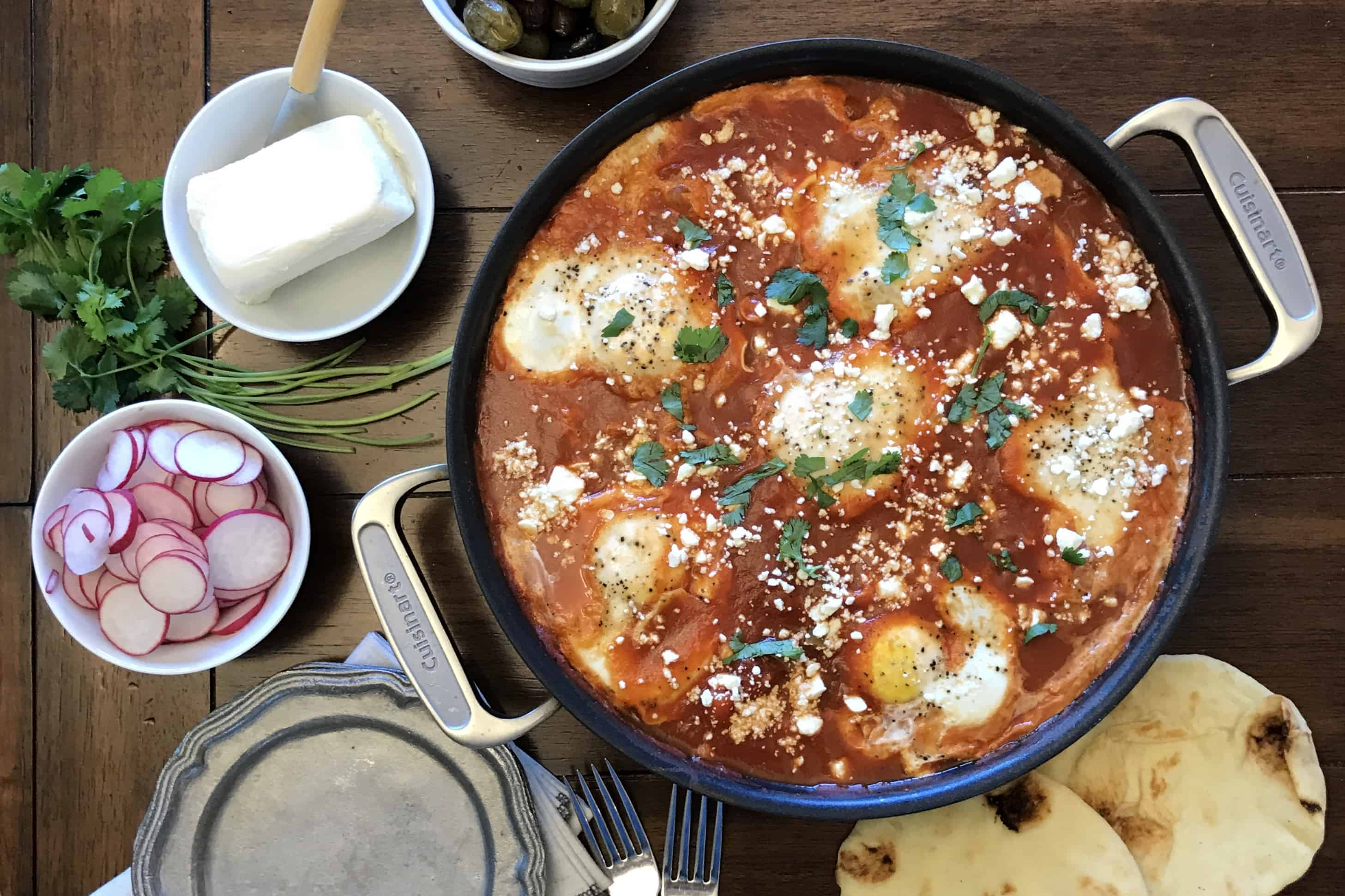 Shakshuka: Veggies for Breakfast