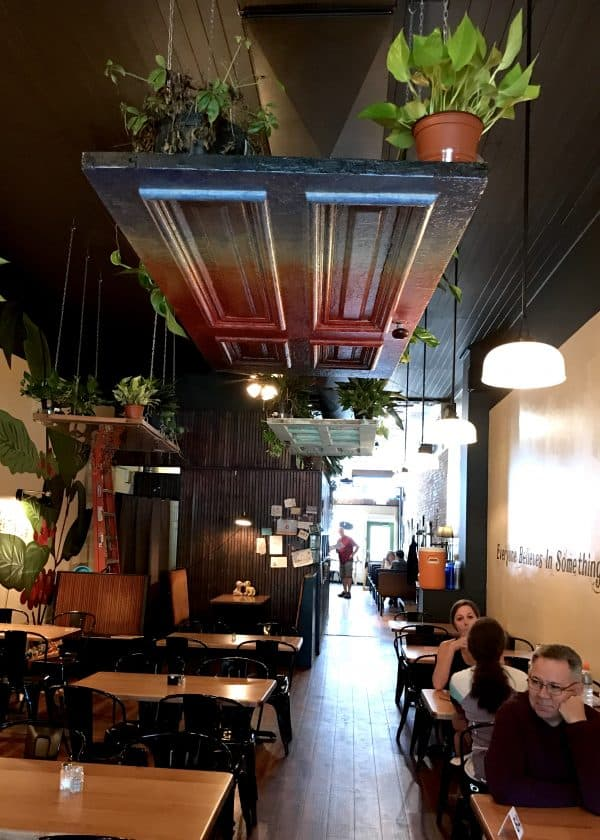 Magpie Coffeehouse Decorah Iowa