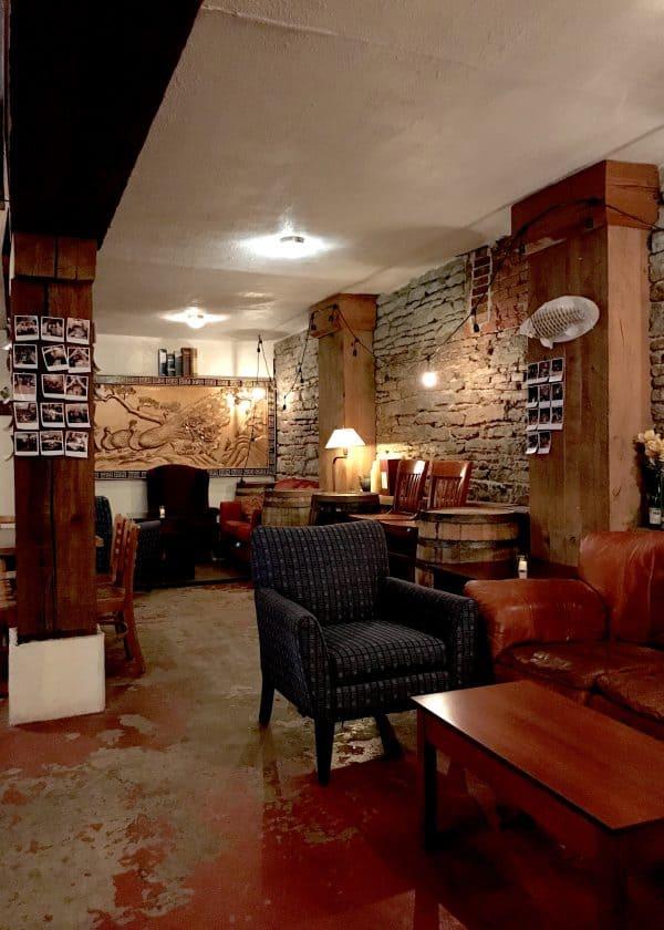 Courtyard and Cellar Decorah Iowa Live Music Patio Bar