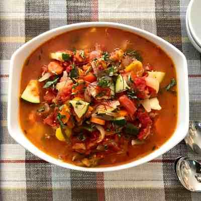 Dorothy's Harvest Vegetable Stew