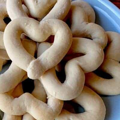 Kringla Cookies