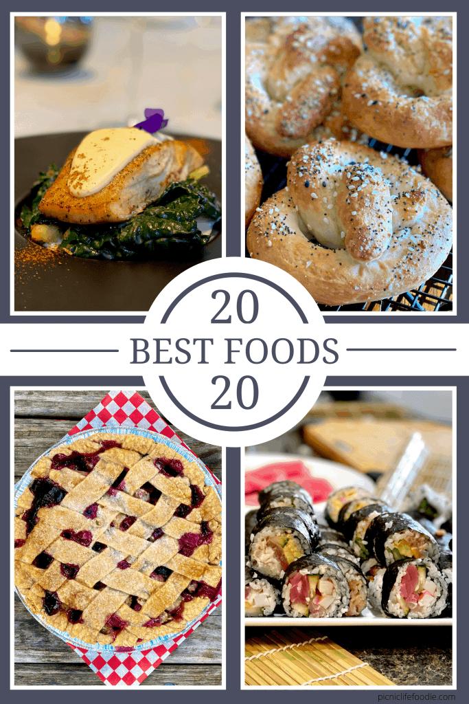 20 Best Foods of 2020